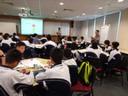 SINGAPORE CULTURAL EXCHANGE: SHENZHEN SCHOOLS IN SINGAPORE